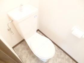 綺麗なトイレです☆