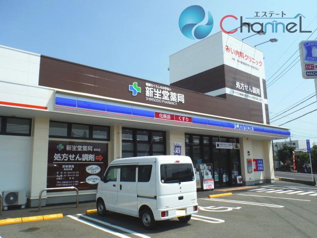 ローソン新生堂御井店