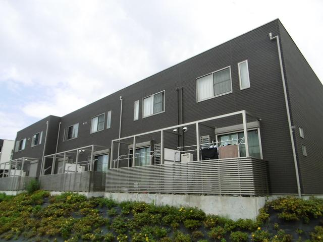 神戸市垂水区小束山手3丁目の賃貸テラスハウス