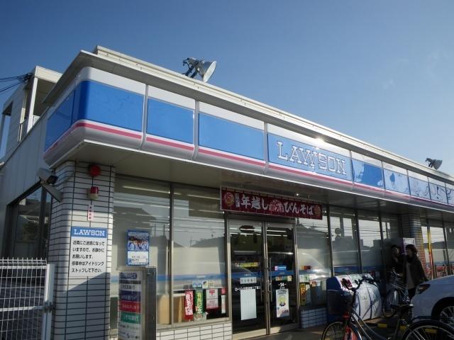 ローソン川西加茂二丁目店