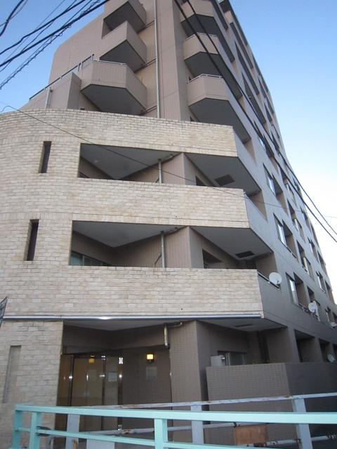 クリオ上野毛ラ・モードの外観画像