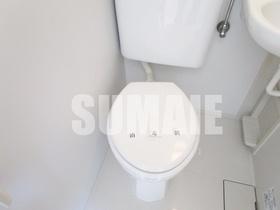 消毒済みトイレです!