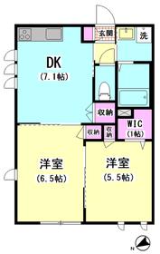 オークメゾン大森 101号室