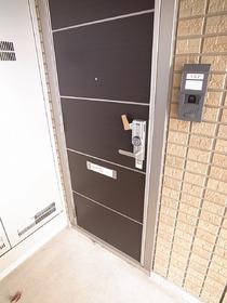 玄関ドアからしてオシャレ!!!