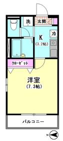 アビターレ 305号室