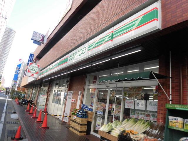 ローソンストア100市川南3丁目店