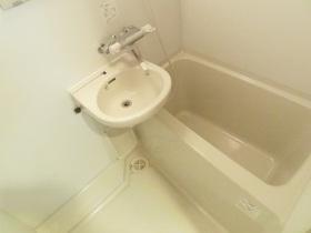 2点ユニットのバスルームです!