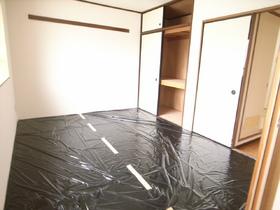 畳のお部屋!日焼け防止に黒いビニール☆