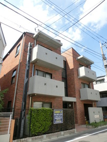 ラフィナート駒沢 外観写真