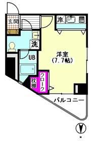 シャルマンコート 403号室