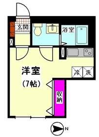 ヴィラ仙台坂 206号室
