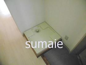 洗濯置場室内☆