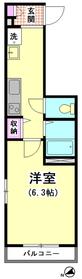 ハイムシラカバ 201号室