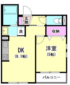 (仮称)西蒲田7丁目メゾン 405号室