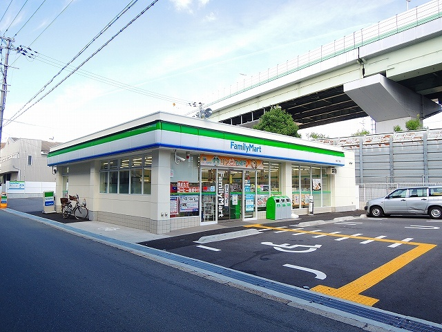 ファミリーマート大開三丁目店