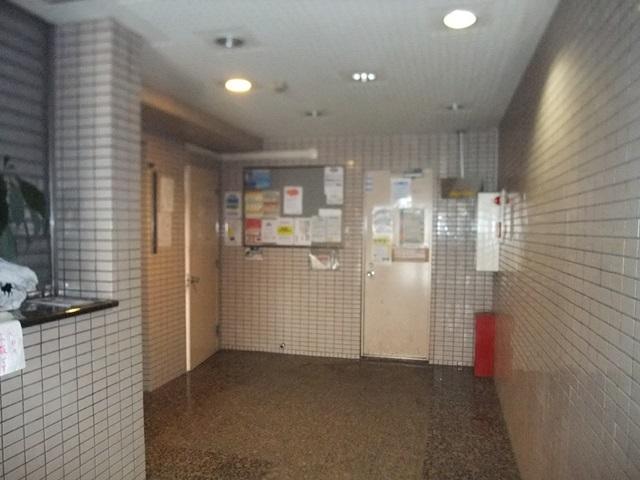 スカイコート西横浜6エントランス