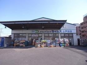 ドラッグセイムス上戸田店