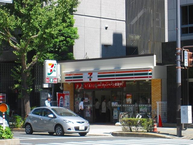 セブンイレブン大阪福島6丁目店