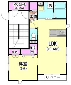 (仮称)南蒲田1丁目メゾン 401号室