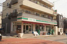 価値ある100円のお店「ローソンストア100」