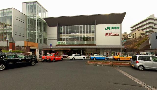 田端駅(JR 山手線)