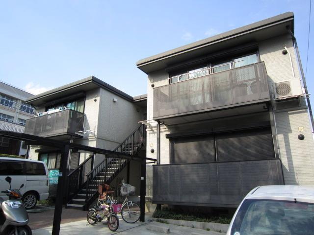 神戸市須磨区大手町5丁目の賃貸アパート