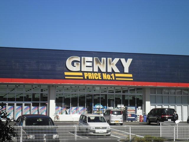 ゲンキー可児店