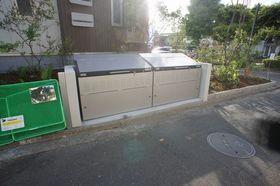 ゴミ収集ボックス