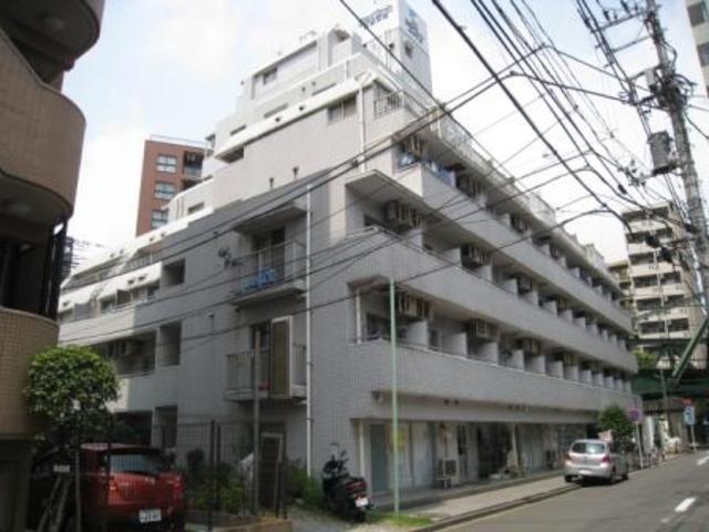 スカイコート横浜平沼外観