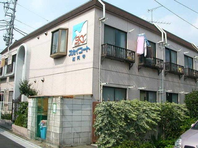 高円寺駅 徒歩12分外観