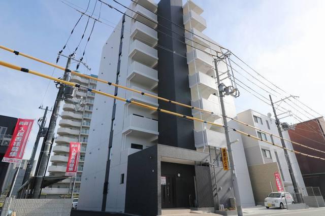 神戸市兵庫区御崎本町1丁目の賃貸マンション