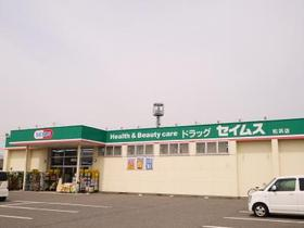 http://image.rentersnet.jp/b43a8ea3fc1d92543029c435274bffc6_property_picture_2419_large.jpg_cap_ドラッグセイムス松浜店