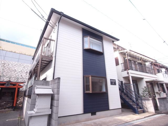 神戸市兵庫区松本通8丁目の賃貸アパート