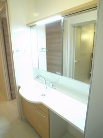 ホテルのような洗面台!