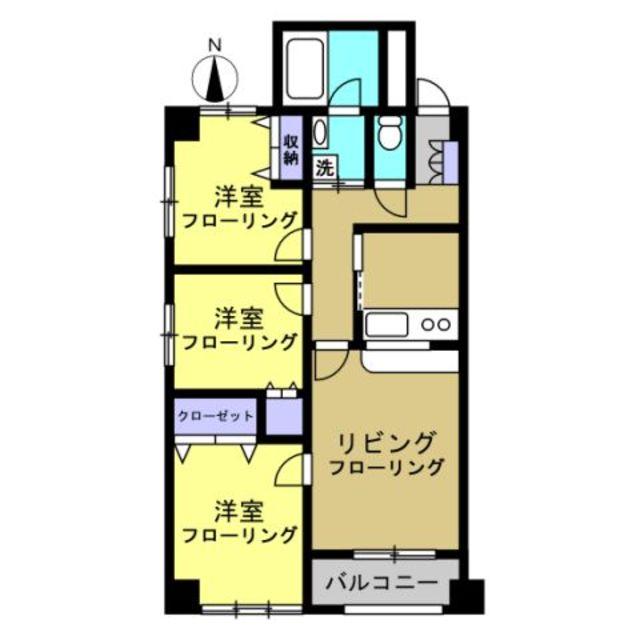 LD10帖洋室8帖洋室6帖洋室6帖