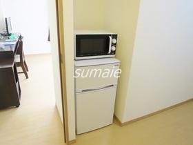冷蔵庫置くスペースです!!