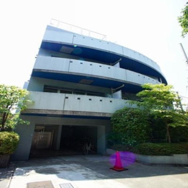 ボヌール都立大学壱番館の外観画像