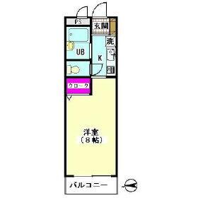 サンパティオサンアイパート8 203号室