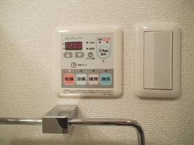 雨の日も安心の浴室乾燥機付いてます♪