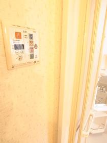 嬉しい浴室乾燥が付いてるんです♪