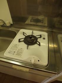 お料理するならガスキッチン!