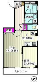 ネスト千鳥 302号室