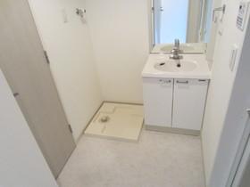 独立洗面台です!室内洗濯機置場有です!!
