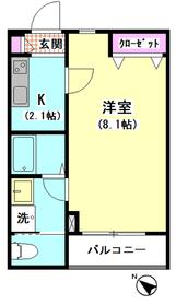 シエール羽田伍番館 102号室