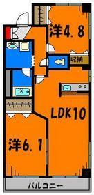 ペットOKの2LDKデザイナーズマンション!