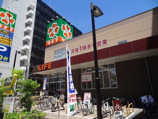 ライフ土佐堀店