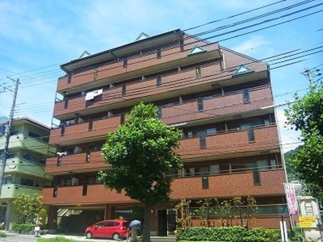 神戸市東灘区本山北町3丁目の賃貸マンション