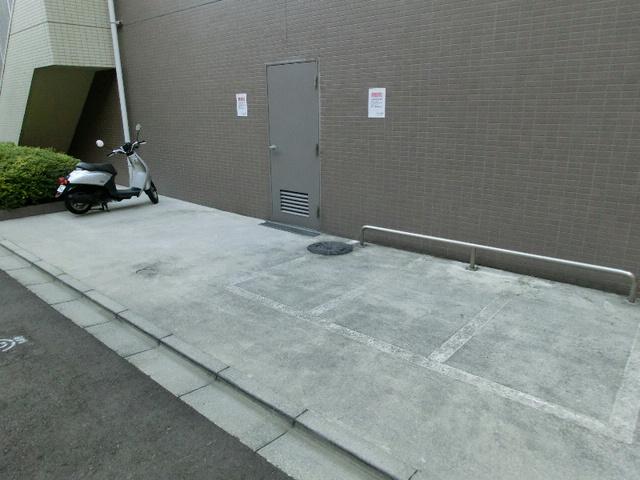 スカイコート両国第2駐車場