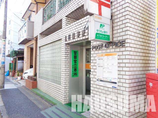 北田端郵便局