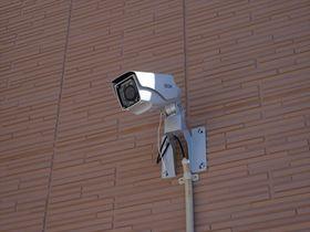 敷地内に防犯カメラがございますのでセキュリティもバッチリです!